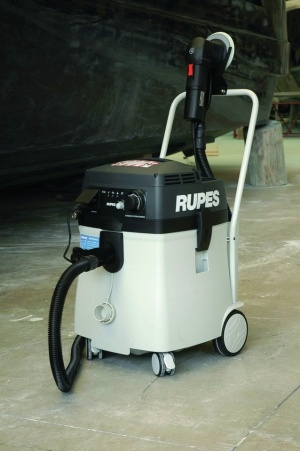 Aspirateurs de pon age rupes vip tools for Aspirateur independant